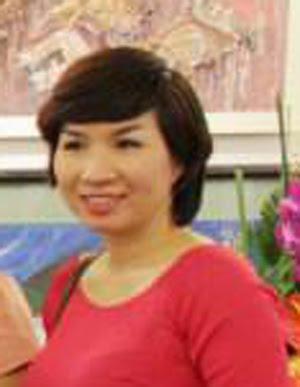 Họa sĩ Nguyễn Thùy Dương