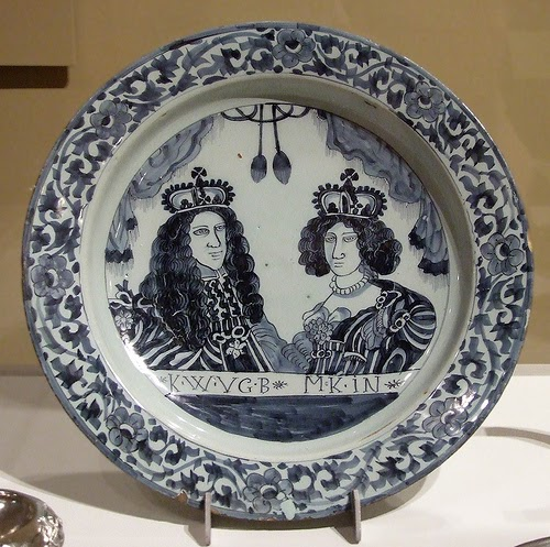 mock royal wedding plates. Royal Wedding plate to