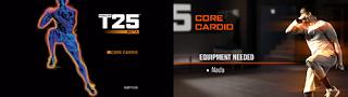 Focus T25 -  Core Cardio - Bem Bela