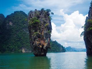 جزيرة جيمس بوند - تايلند