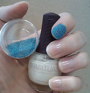 Beauty on the Cheap - Caviar Nails