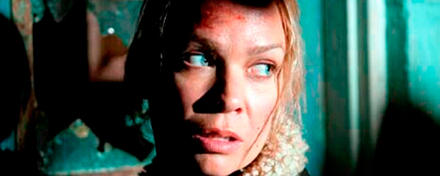 Andrea The Walking Dead 3x14 Prey