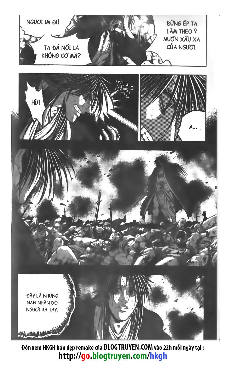 Hiệp Khách Giang Hồ chap 350 Trang 23 - Mangak.info