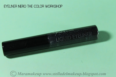 eyeliner nero the color workshop