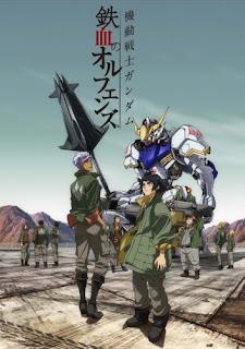Capitulos de: Kidou Senshi Gundam: Tekketsu no Orphans