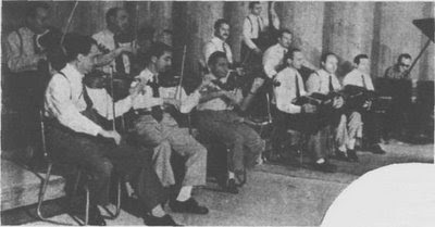 Carlos Di Sarli y su orquesta en 1952