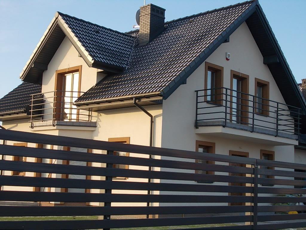 Jaki kolor komina do grafitowego dachu