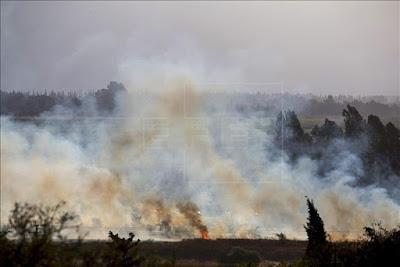 Israel responsabiliza Síria por lançamento de mísseis