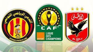 مباراة الترجي الرياضي التونسي و نادي الأهلي المصري
