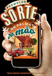 """Promoção  """"SORTE NA PALMA DA MÃO"""""""