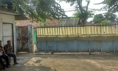 Gudang Dijual Tambun Bekasi kp Bulu Indoporlen 3M