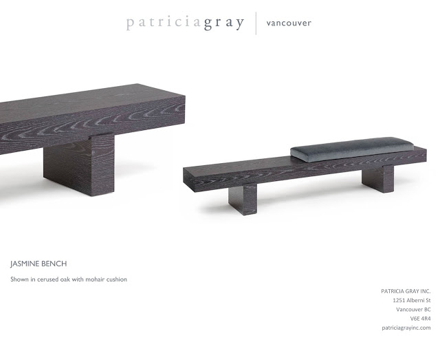 Furniture Design Details patricia gray | interior design blog™