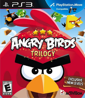 Angry Birds Trilogy-PS3