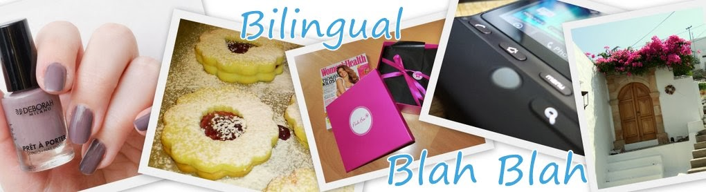 Bilingual Blah Blah