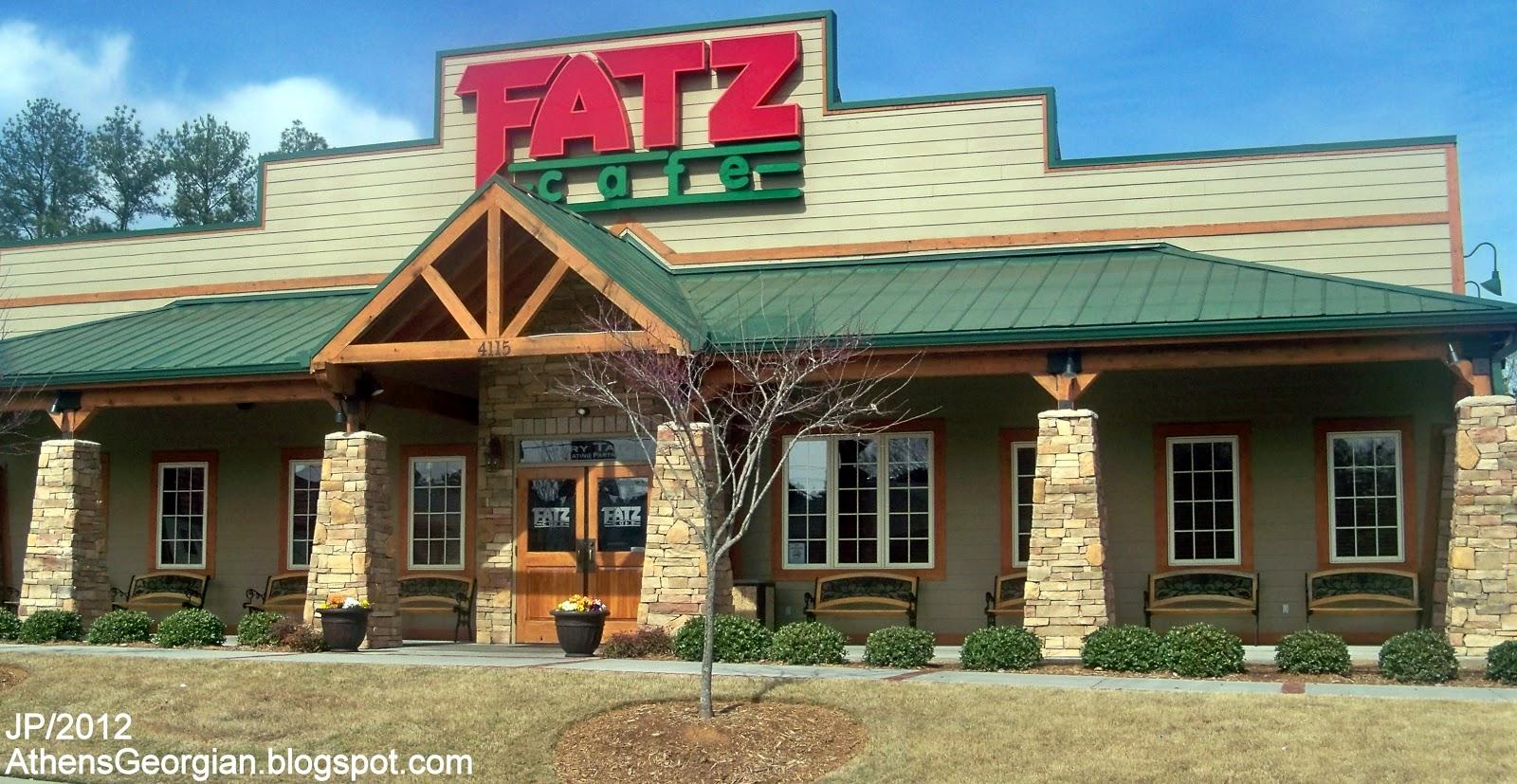 Fatz Cafe Hours