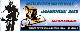 MTB INTERNATIONAL JAMBOREE 2013