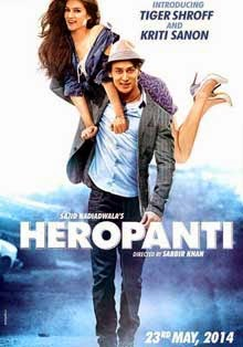 Heropanti Cast and Crew