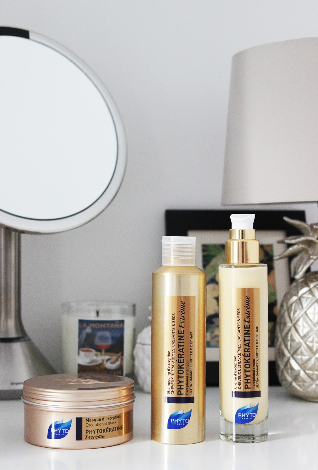 PhytoKeratine Extreme hair products review