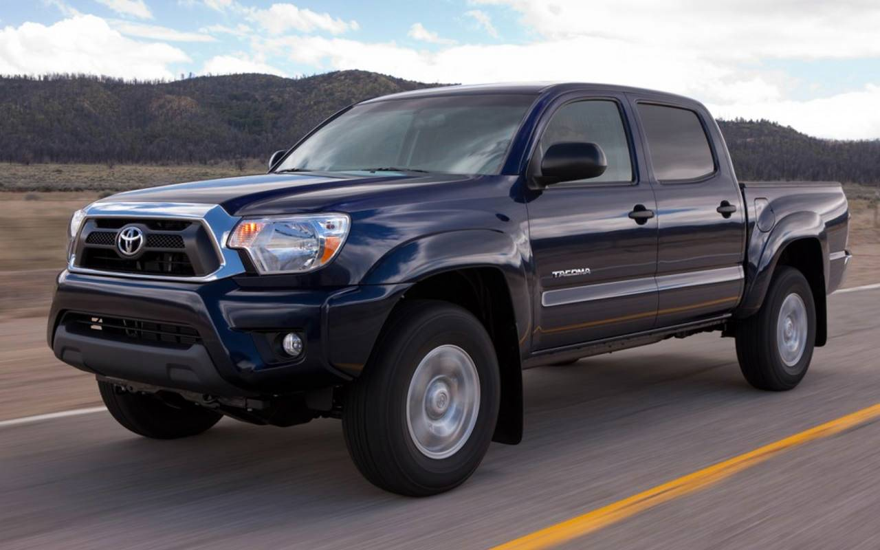 2012 toyota tacoma wallpapers car news and review. Black Bedroom Furniture Sets. Home Design Ideas