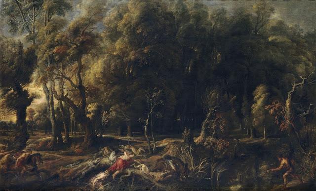 Cuadro de Peter Paul Rubens