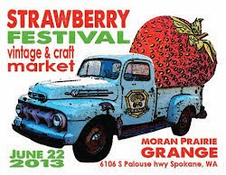 Moran Praire Grange Strawberry Festival
