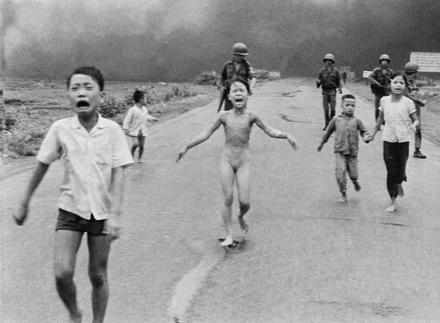Napalm girl: Those bombs led me to Christ - The