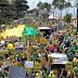 Manisfetação também foi realizada no Recife.