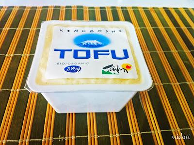 Tofu envasat