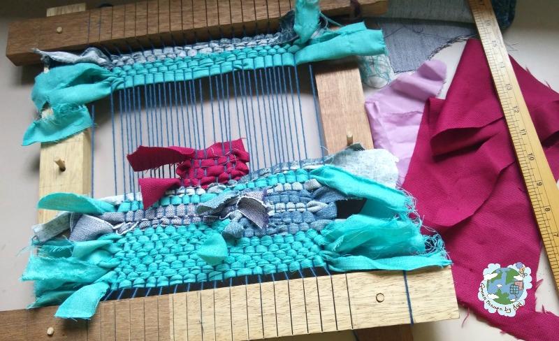weaving sakiori