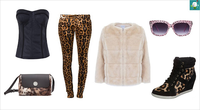 OUTFITS ANIMAL PRINT - ACCESORIOS