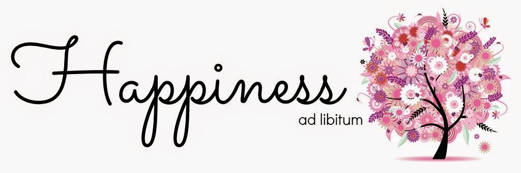 Happiness ad libitum