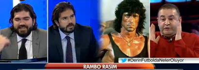Rasim Ozan Kütahyalı Şafak Sezer Rambo
