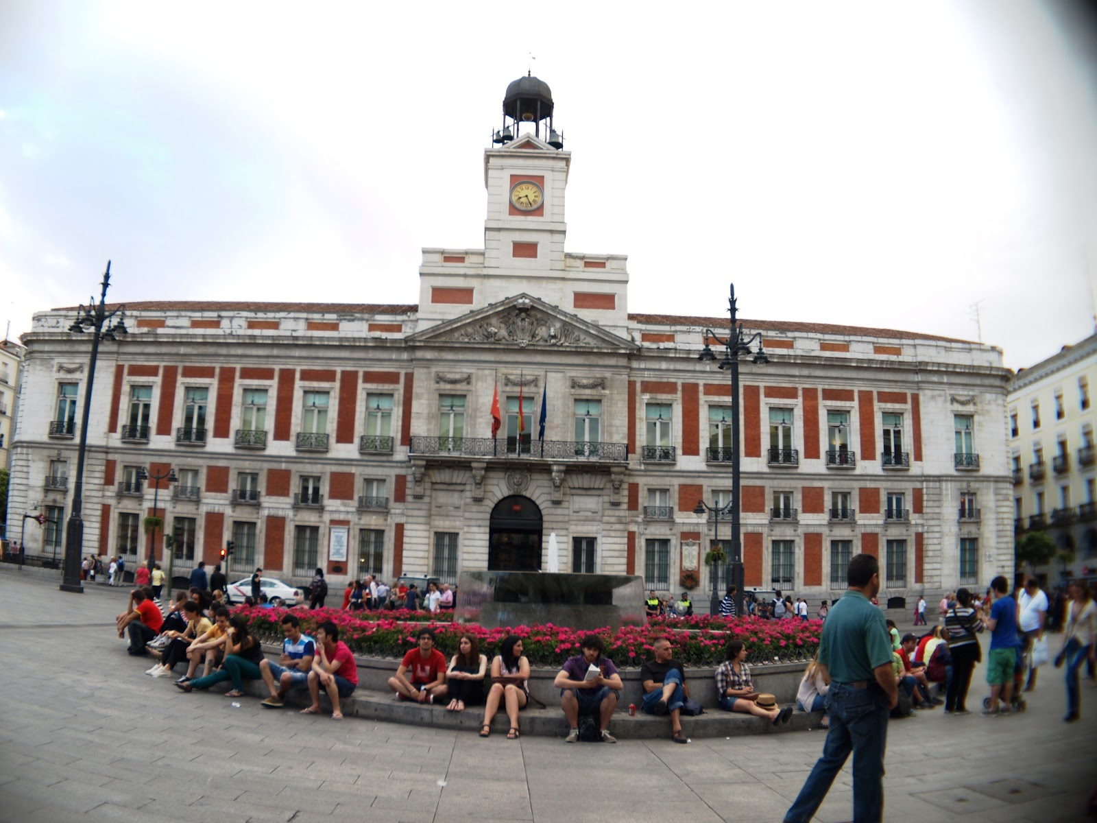 Viajar En Mi Nube Particular Ii Puerta Del Sol
