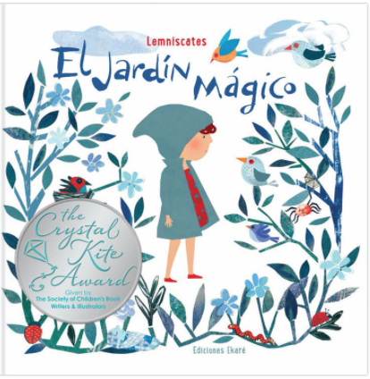 The official scbwi blog the crystal kite interviews for El jardin magico