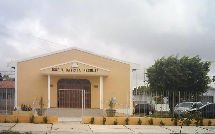 Igreja Batista Regular nos Bancários