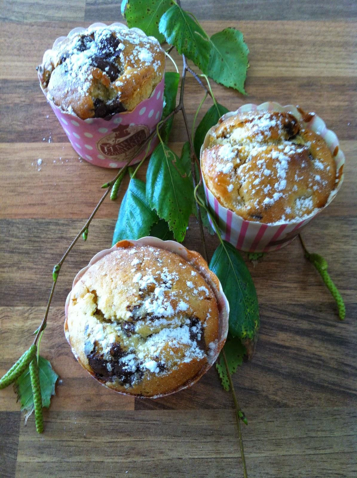 """alt=""""muffins chocolat poire"""""""