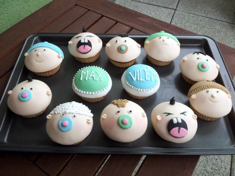 Cupcakes mimina