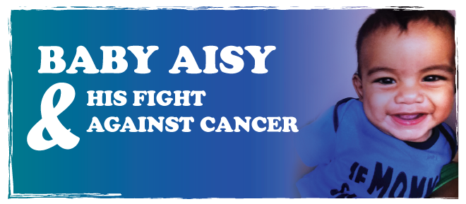 Baby Aisy & His Fight Against Cancer