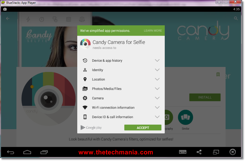 Free Download Candy Camera For Pc Laptop Windows Xp 7 8