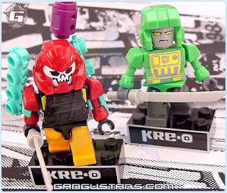 hasbro Kre-O Transformers Kreon Micro Changers Wave 1 5 トランスフォーマー クレオ