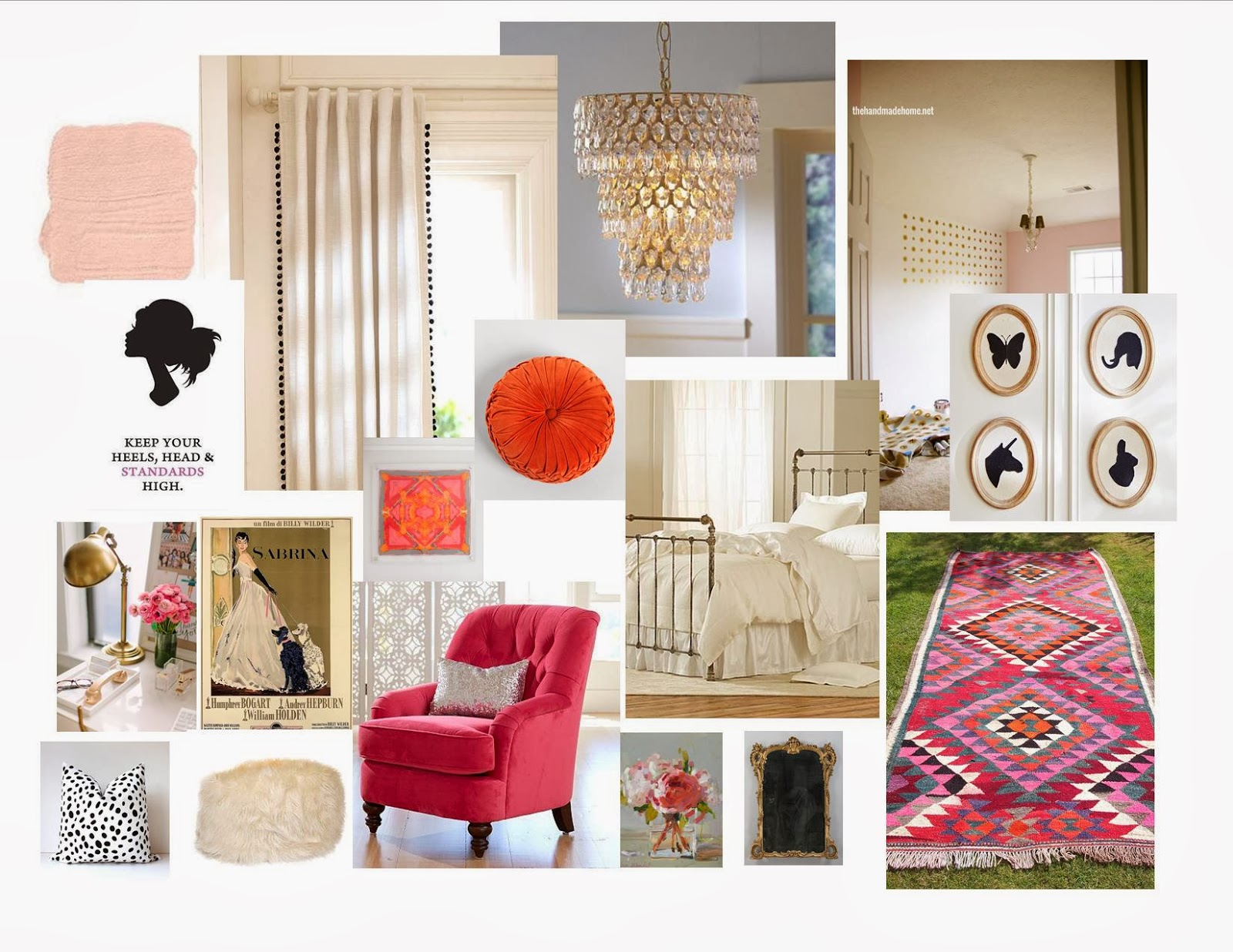 eclectic teen girl room e design sugar spice kilim