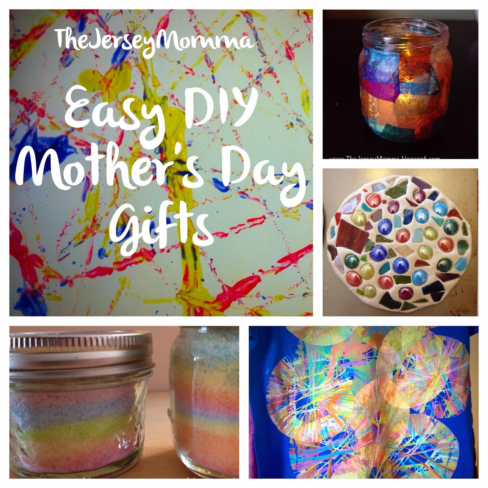 Handmade Mothers Day Gifts For Kids Crafts Anyone Can Make