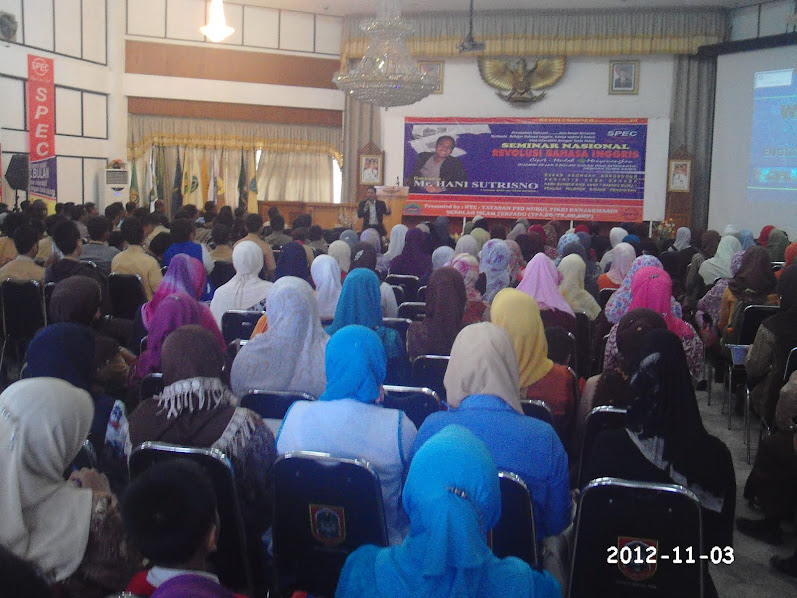 Seminar dan Workshop