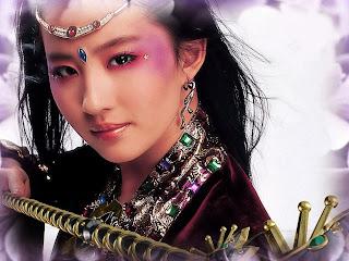 Crystal Liu Yi Fei (劉亦菲) Wallpaper HD 26