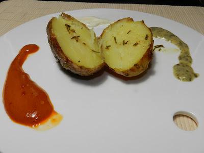 Patatas al rome...
