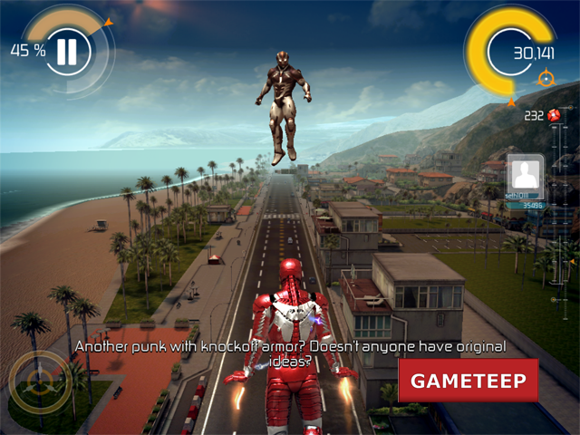 Download Game Ringan Iron Man Singel Link Free