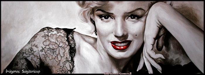 Portada para facebook - Marilyn Monroe, imagen vintage