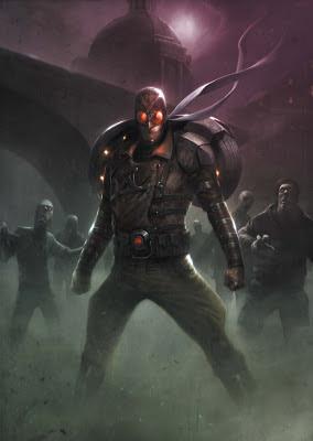 Mantova Comics 2013 - locandina - Mant-Man vs Zombie