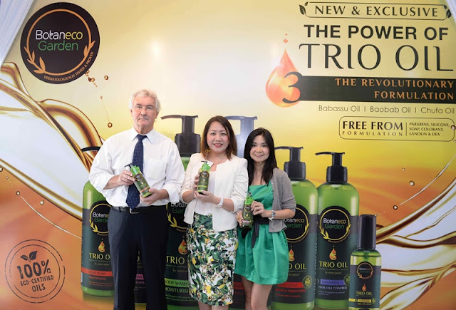 Guardian Malaysia, Guardian New Poduct launch, Guardian Botaneco Garden Trio Oil Hair, Guardian Body Collection, Beauty Solutions from Nature