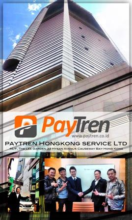Kantor Pusat PayTren Hongkong